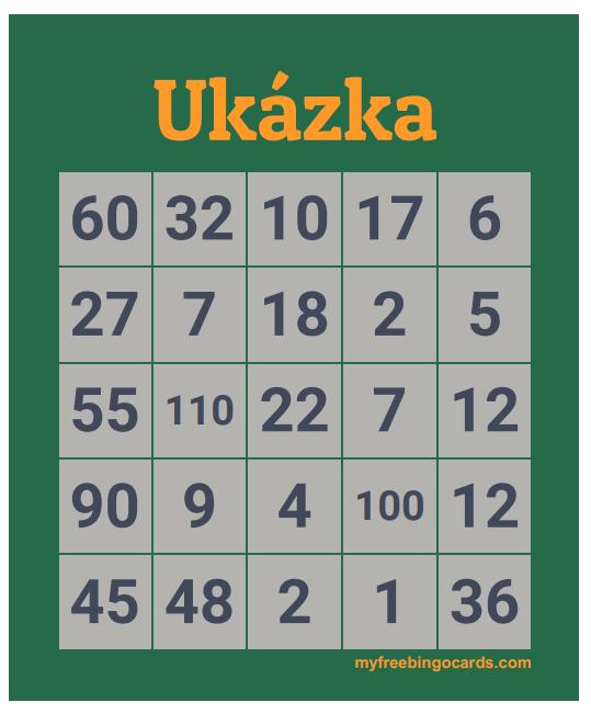 Osric bingo caller
