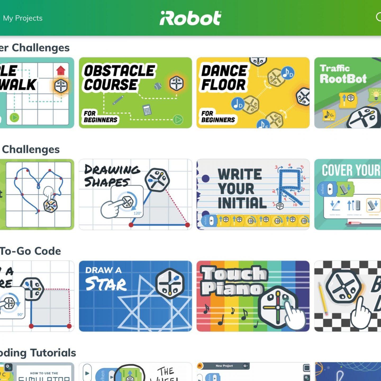 Seznamte se – robot Root
