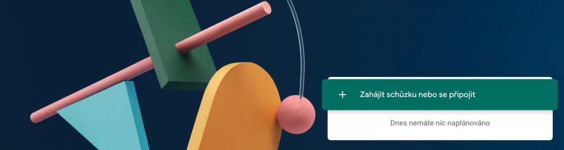 Docházka v GoogleMeet